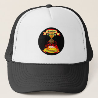 Survivor Vietnam Tet Offensive Hat