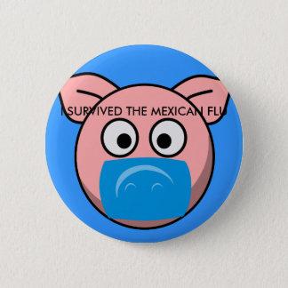 survivorpig 2 inch round button