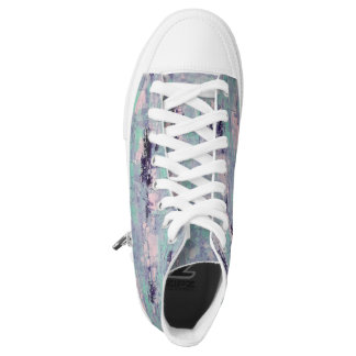 Susan artistic Zipz High Top Shoes