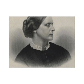 Susan B Anthony Canvas Print