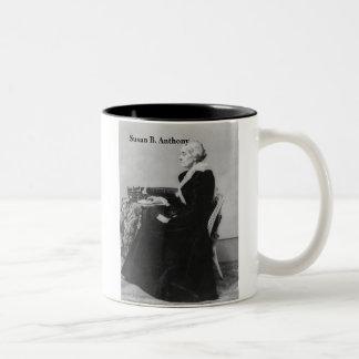 Susan B. Anthony - True Feminist - Mug