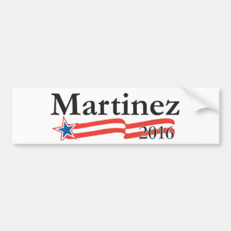 Susana Martinez for President 2016 Bumper Sticker