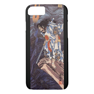 Susanoo no Mikoto and the Water Dragon iPhone 7 Case