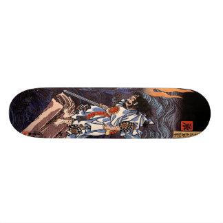 Susanoo Slaying the Yamata No Orochi Skate Decks