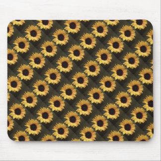 Susan's Sunflower Mouse Pad