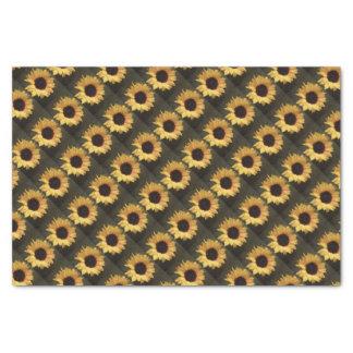 Susan's Sunflower Tissue Paper