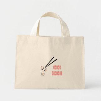 Sushi Addict Mini Tote Bag