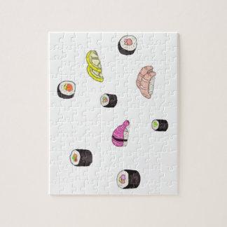 Sushi and Sashimi Jigsaw Puzzle