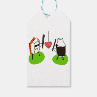 Sushi and Soy Sauce Gift Tags