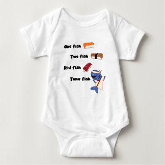 Sushi Baby Bodysuit