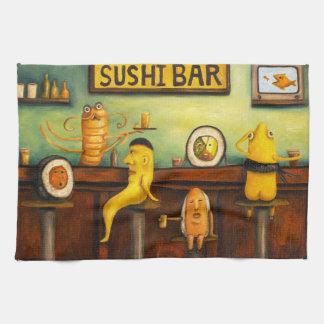 Sushi Bar Kitchen Towel