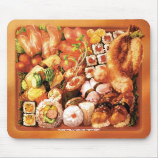 Sushi Bento Box - Mousepad