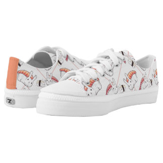 Sushi Bunny Lowtops Low-Top Sneakers