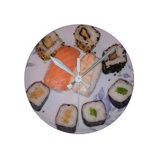 SUSHI! by Jean Louis Glineur - Food Clocks
