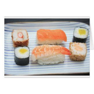 Sushi! Card