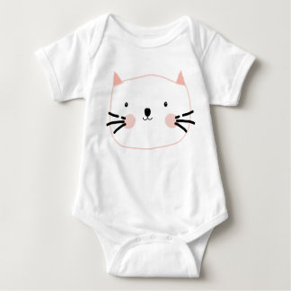 Sushi Cat Baby Bodysuit