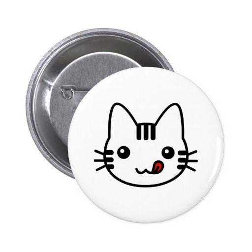 Sushi Cat Button