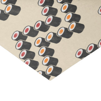 Sushi Chevron in Color Tissue Paper
