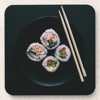 Sushi coaster set