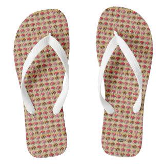 SUSHI CUBE [type 01] flip-flop/sushi handle beach Flip Flops