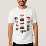 Sushi de sushi tee-shirt