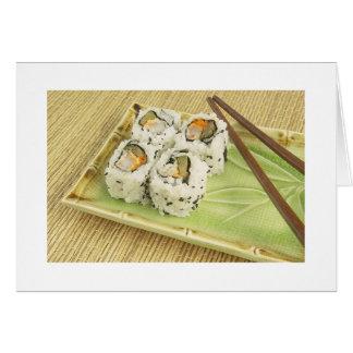 sushi DESIGN Card