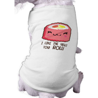 Sushi Emoji Roll Shirt