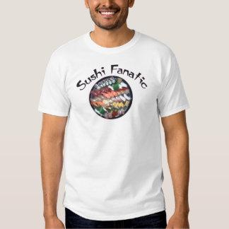 Sushi Fanatic Tee Shirt