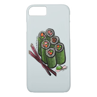 Sushi For Two Phone/Tablet Case