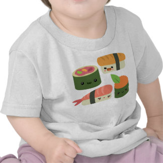 Sushi Friends Shirts
