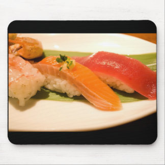 Sushi in Japan Mouse Pad