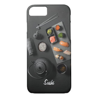 Sushi Japanese Ritual Case-Mate iPhone Case