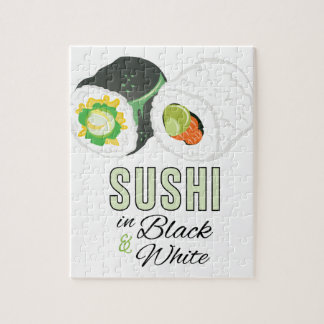 Sushi Jigsaw Puzzle