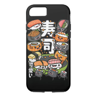 Sushi Kawaii Case-Mate iPhone Case