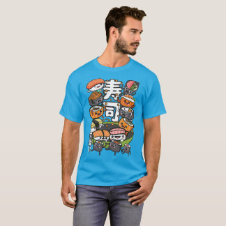 Sushi Kawaii T-Shirt