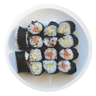 Sushi knob