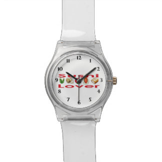 Sushi Lover Watch