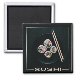 Sushi magnets