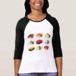 Sushi mignons tshirt