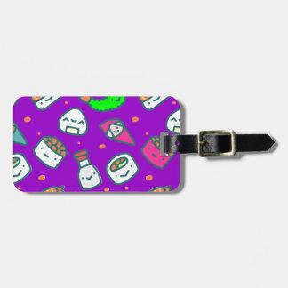 Sushi Moki Luggage Tag