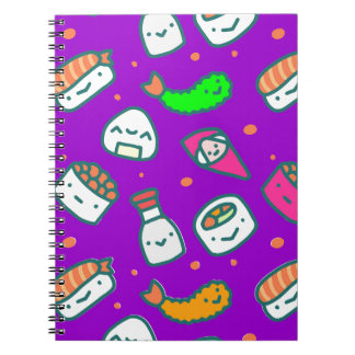 Sushi Moki Notebook