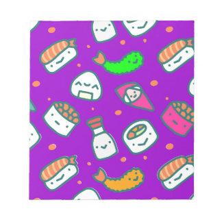 Sushi Moki Notepad