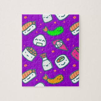 Sushi Moki Puzzle