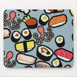 Sushi Mouse Pad