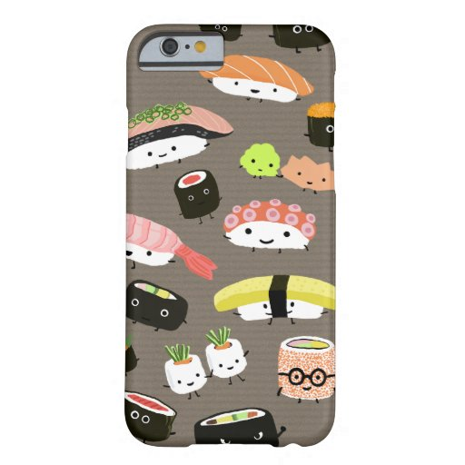Sushi Party iPhone 6 Case
