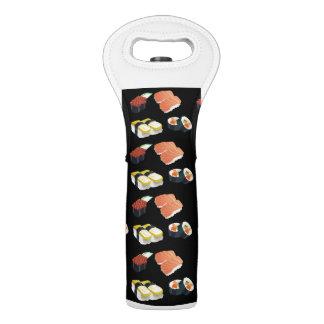 Sushi pattern wine bag