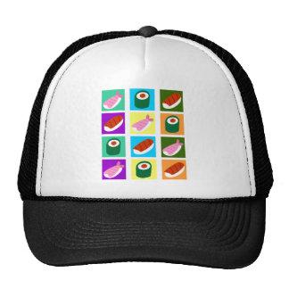 Sushi Pop Art Trucker Hat