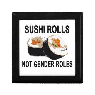 Sushi Roles not gender roles.png Keepsake Box