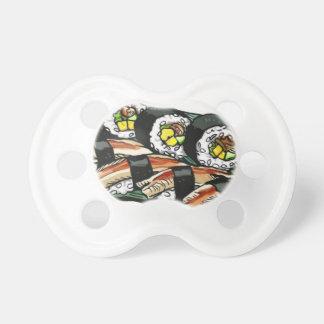 Sushi Roll Pacifier