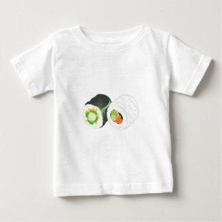 Sushi Rolls Baby T-Shirt